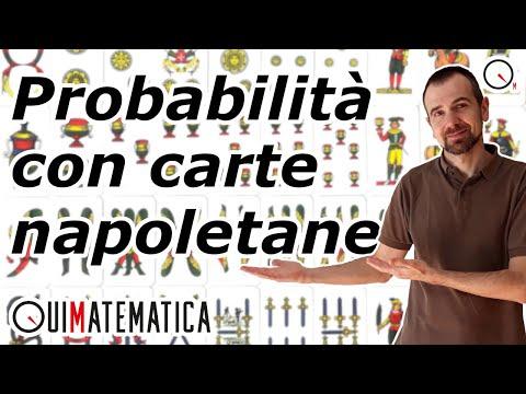 La probabilità con le carte napoletane