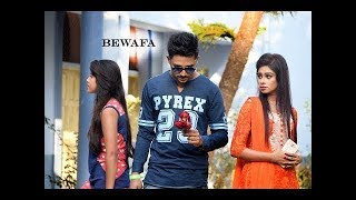 Bewafa Hai Tu  Heart Touching Love Story 2018  Latest Hindi New Song   By T Series
