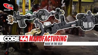 g2 axle gear core 44 manufacturing made in the usa