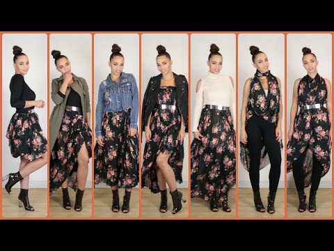 30 Fall Fashion Outfits With 1 Skirt & Fall Fashion Outfit Ideas