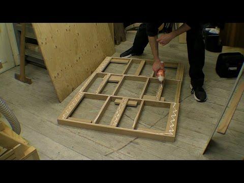 Offcut Torsion Box Table Top - For CNC Machine