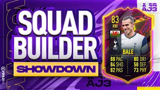 Fifa 21 Squad Builder Showdown!!! ONES TO WATCH GARETH BALE!!!