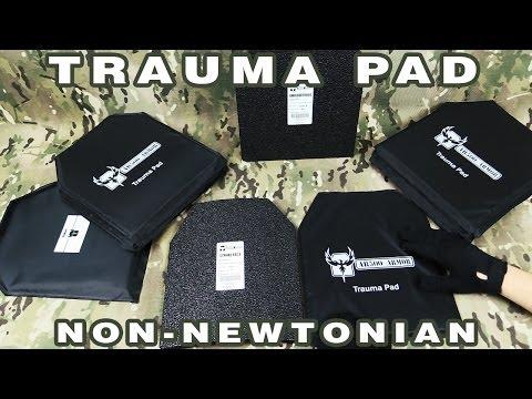 AR500 Armor® Trauma Pad (for Body Armor)