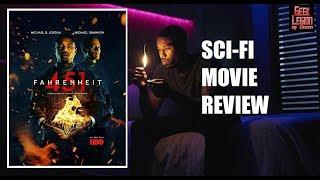 FAHRENHEIT 451 ( 2018 Michael B. Jordan ) Sci-Fi Movie Review
