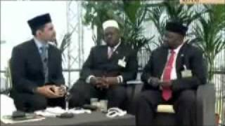 Developments in Africa - Jalsa Salana UK 2011 Documentary