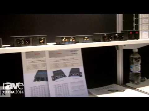 CEDIA 2014: Jenson Mentions ISO-MAX Transformers