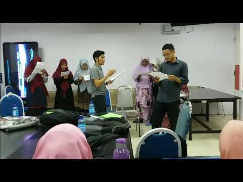 Arabic readers theatre kumpulan 2 (ukm)