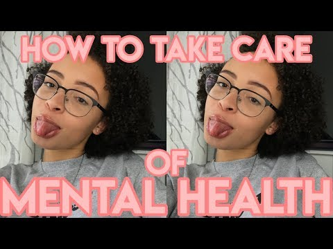 HOW TO TAKE CARE OF YOUR MENTAL HEALTH IN SCHOOL