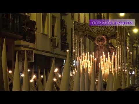 Virgen de la Amargura por Trajano (Semana Santa Sevilla 2018)