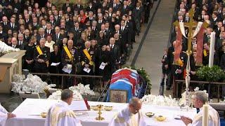 L'adieu au grand-duc Jean du Luxembourg