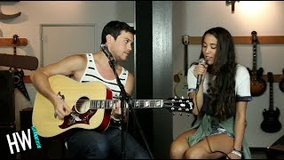 "Alex & Sierra Perform ""Scarecrow"" Acoustic! (EXCLUSIVE) Subscribe t..."