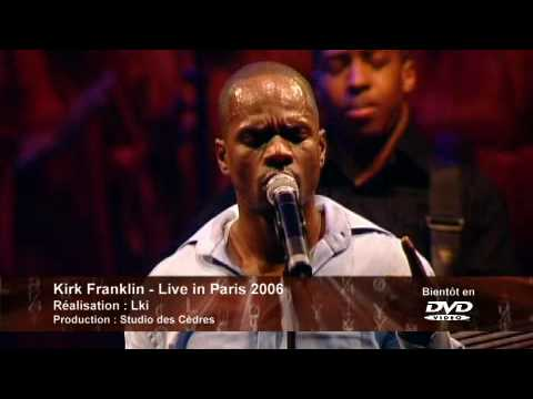 Kirk Franklin (Hero Live à Paris)