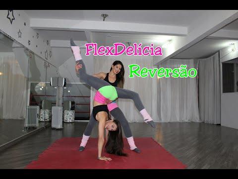 FlexDelícia Reversão - Tutoriais de Flexibilidade por Alessandra Rancan
