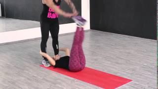 Тренировка в паре  Лучшие упражнения Workout   Будь в форме 1 online video cutter com(, 2016-02-15T19:48:51.000Z)