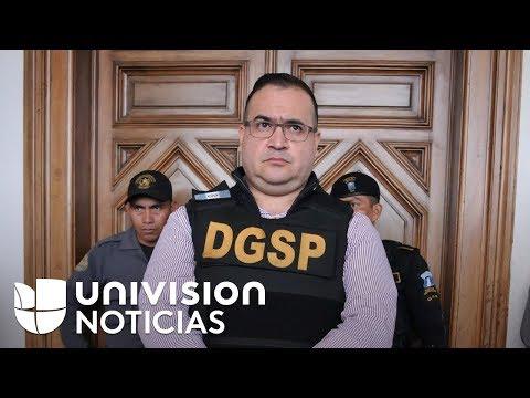 Javier Duarte será investigado en Corte Penal Internacional por presuntos delitos de salud