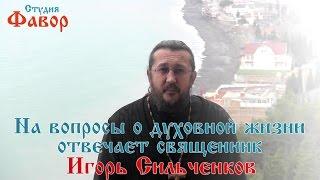 Как молиться, что бы вернуть кредит. Священник Игорь Сильченков