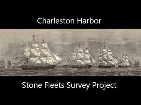 Fasteners on a Stone Fleet Shipwreck
