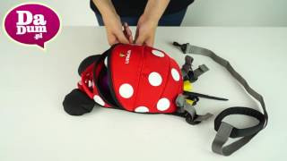 LittleLife plecak dla dziecka Myszka Minnie
