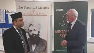 Ahmadi Muslims host Coffee morning