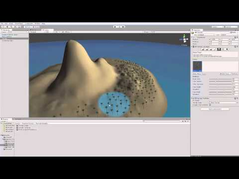 ► How to make your own game! - Create a Terrain and the Character [Unity3D beginner Tutorial]