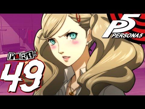 Persona 5 - Part 49 - I REALLY Like You