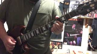 AC/DC - Witch's Spell (Guitar cover)