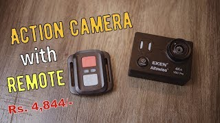 Alfawise EKEN V50 Pro review - 4K UHD action camera, with remote for Rs. 4844, camera samples