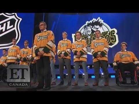 Humboldt Broncos Honoured At NHL Awards