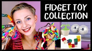 FIDGET TOY COLLECTION! 🖐🏻🔗🤹‍♀️(2017)
