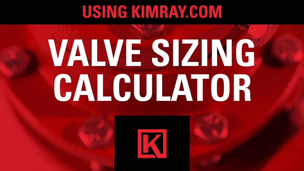 Kimray Inc  | Gas Sizing