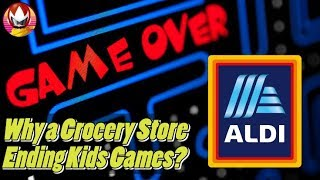 Aldi Wants to END Your Game?