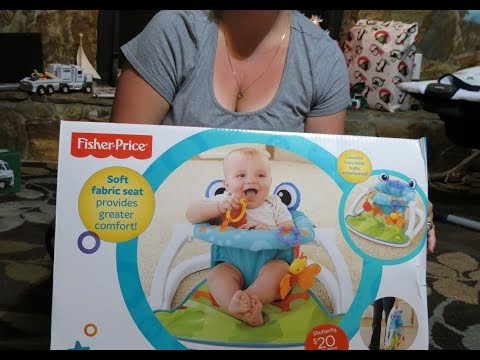 How To Assemble Fisher Price Sit Me Up Floor Seat