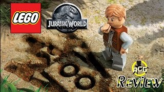 Lego Jurassic World Review (Video Game Video Review)