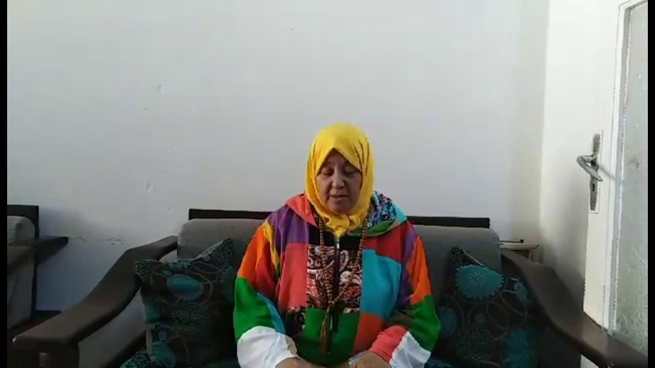 تونسية هكذا أكرمني الله بعد وفاة زوجي وشاهدت نور الله يقظة و اشعر بسكينة و راحة و تبدلت حياتي