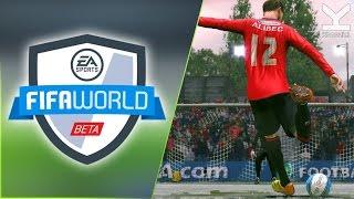 FIFA World (2013) PC - Gameplay
