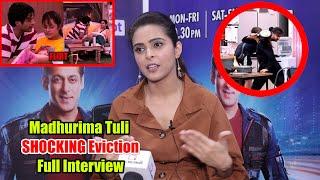 Madhurima Tuli EXPLOSIVE Interview After Eviction | Weekend Ka Vaar Special | Bigg Boss 13