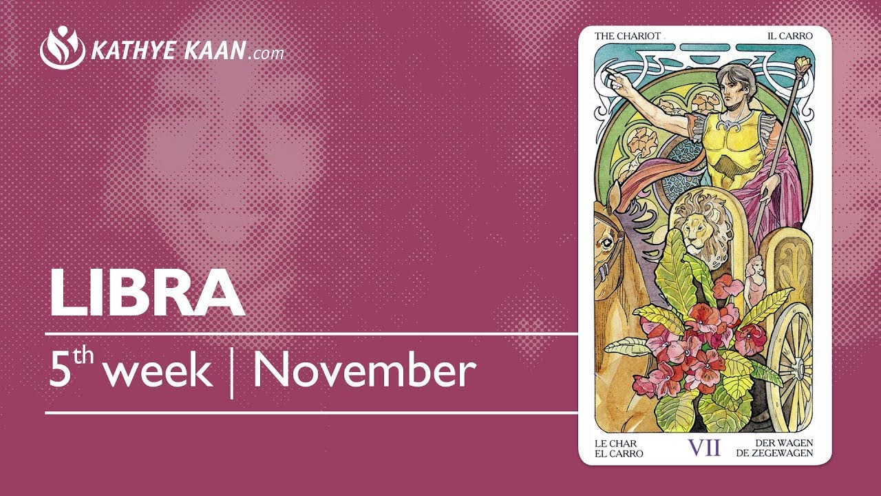 libra weekly tarot horoscope
