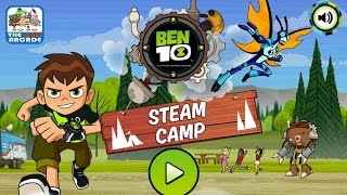 Ben 10: Steam Camp - Rescue The Campers From The Steam Smythe (Cartoon Network Games)
