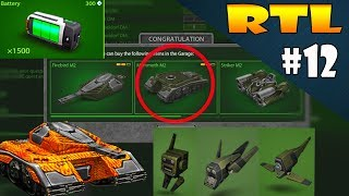 Tanki Online ROAD TO LEGEND #12 By LendaBR |  Buying Mammoth M2 + Fire M2 + Shaft M2 + Drones