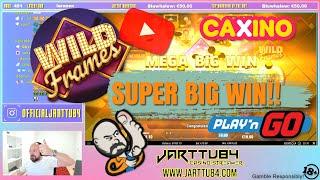 Super Big Win From Wild Frames Slot!! screenshot 5