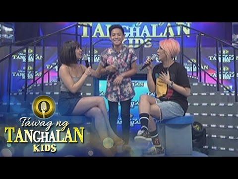 Tawag ng Tanghalan Kids: Vice invites Dustin to star in his next movie