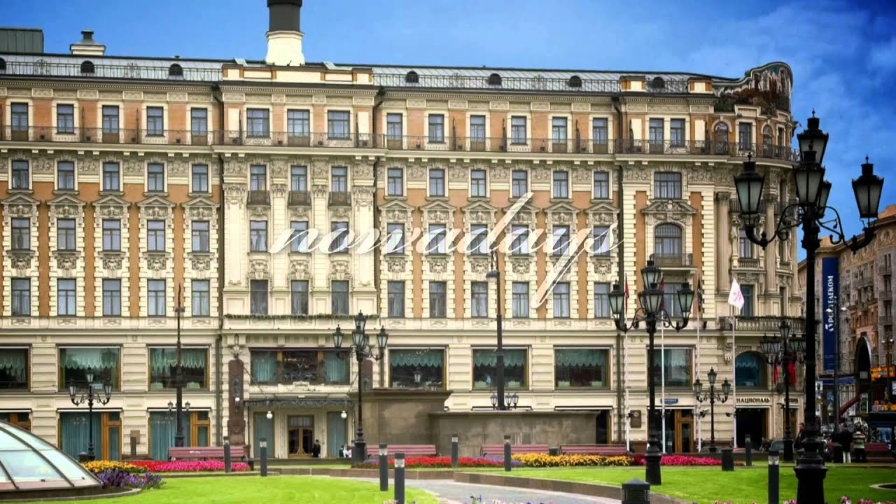 Hotel national moscow a luxury collection hotel youtube for The luxury collection hotel