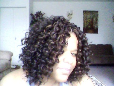 Crochet Braids Presto Curl : Presto Curl Crochet / Latch hook - YouTube