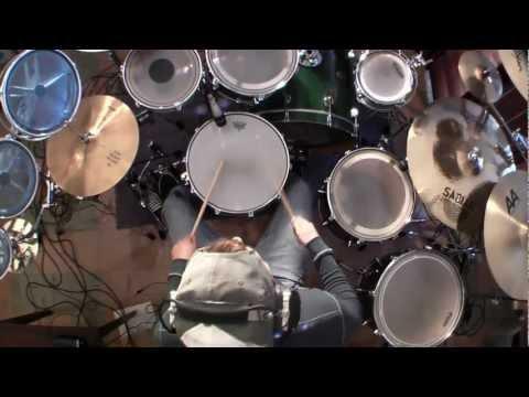 Bourne Vivaldi The Piano Guys Drum Cover