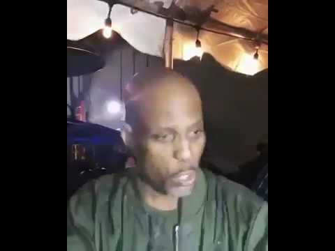 DMX Talks The Meaning Of Giving