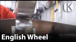 English Wheel - Kombi Restoration