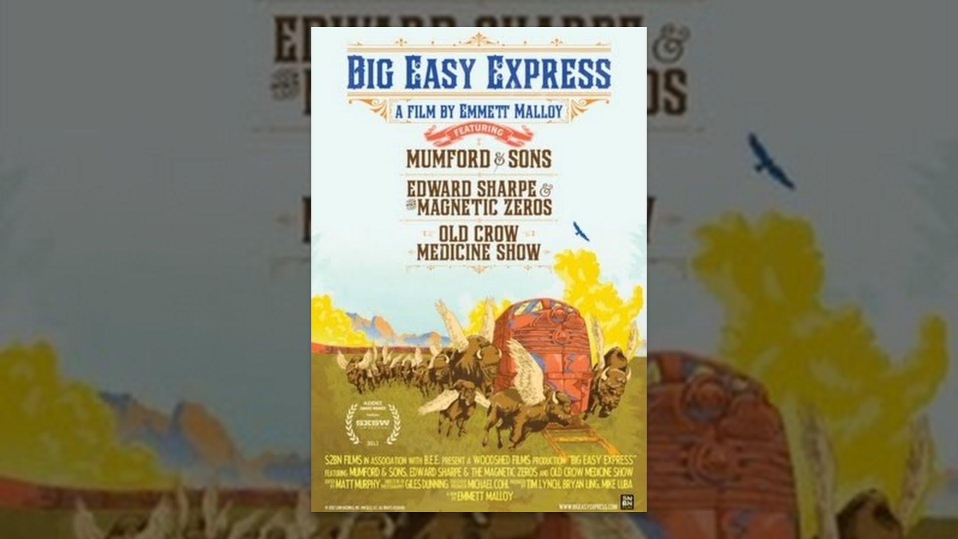 big easy express youtube