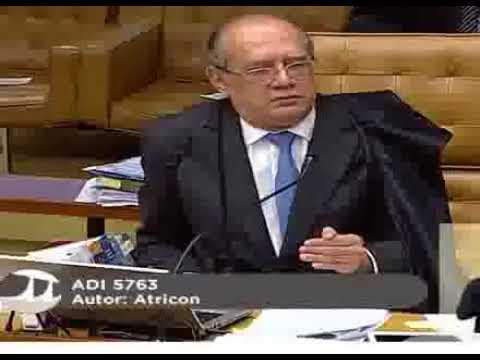 Barroso x Gilmar Mendes no STF - parte 2