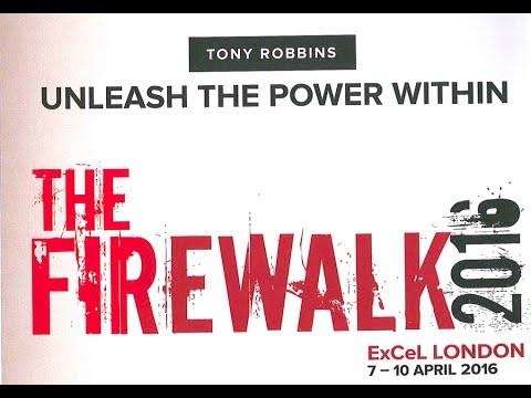Tony Robbins - Meditation at UPW London 2016