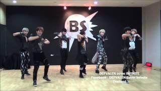 Samsung - INFINITE Dance Fever Cover By DEFVALEN